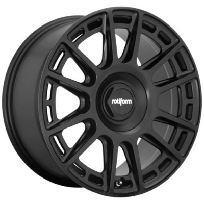 Rotiform RC159 Matte Black wheel (18.00X8.50, 5x100.00/114.30, 70.1, 35 offset)