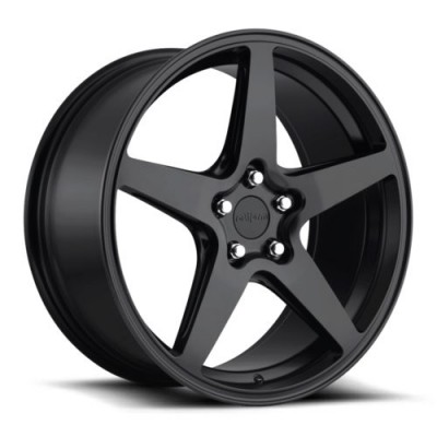 Rotiform WGR R148 Matte Black wheel (18X8.5, 5x120, 72.5, 35 offset)
