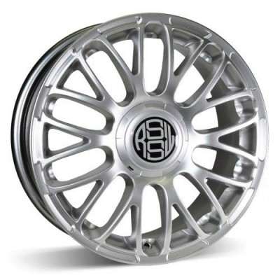 RSSW Cassino Hyper Silver wheel (16X6.5, 5x98, 58.1, 35 offset)