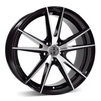 RSSW Forza Machine Black wheel (20X8.5, 5x114.3, 73.1, 35 offset)
