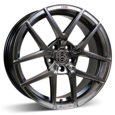 RSSW Lambda Black wheel (18X8, 5x114.3, 73.1, 28 offset)