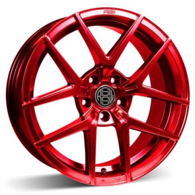 RSSW Lambda Red wheel (18X8, 5x114.3, 73.1, 28 offset)