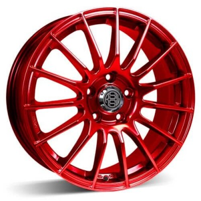 RSSW Spirit Red wheel (17X7, 5x114.3, 67.1, 45 offset)