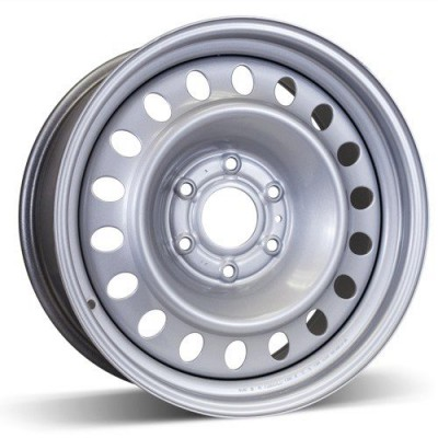RSSW Steel Wheel Silver wheel (16X6, 5x130, 78.1, 68 offset)