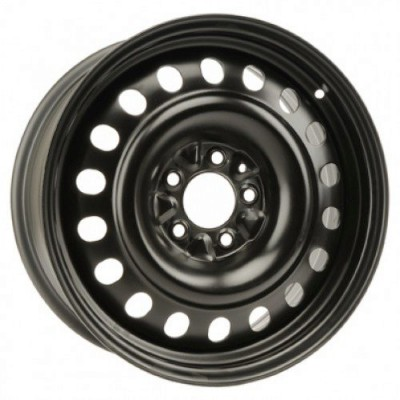 RSSW Steel Wheel Black wheel | 17X7, 5x115, 70.5, 40 offset