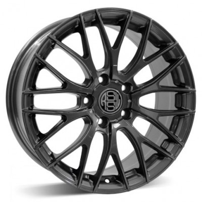 RSSW Touring Graphite wheel (16X6.5, 4x108, 63.4, 45 offset)