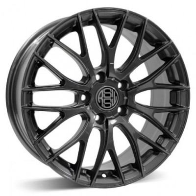 RSSW Touring Anthracite wheel (16X6.5, 5x105, 56.56, 40 offset)