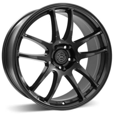 RSSW Velocity Gun Metal wheel | 15X6.5, 5x114.3, 67.1, 40 offset