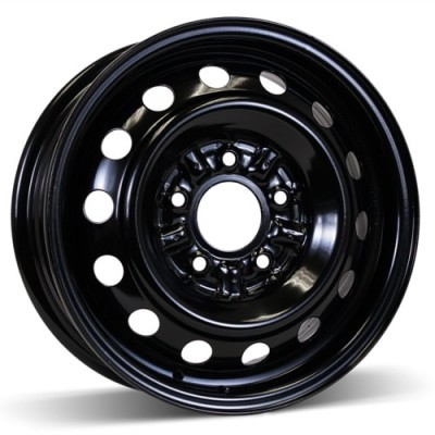 RSSW Steel Wheel Black wheel (14X5.5, 5x114.3, 67.1, 45 offset)