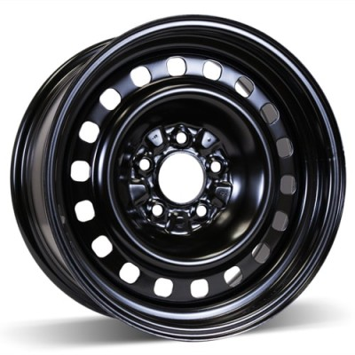 RSSW Steel Wheel Black wheel | 16X7, 5x114.3, 70.5, 12 offset