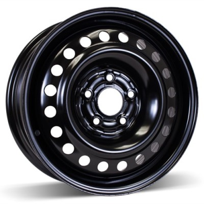 RSSW Steel Wheel Black wheel | 16X6.5, 5x114.3, 64.1, 54.5 offset