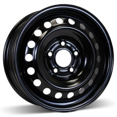 RSSW Steel Wheel Black wheel | 15X6, 5x114.3, 67.1, 45 offset