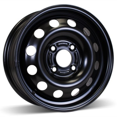 RSSW Steel Wheel Black wheel (14X5.5, 4x108, 63.4, 47 offset)