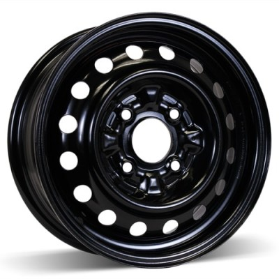 RSSW Steel Wheel Black wheel (14X5.5, 5x114.3, 71.5, 40 offset)