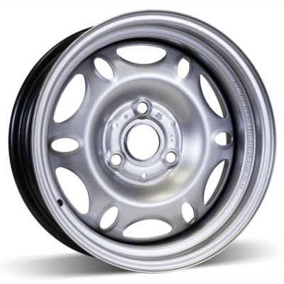 RSSW Steel Wheel Silver wheel (15X5.5, 3x112, 57.1, 0 offset)
