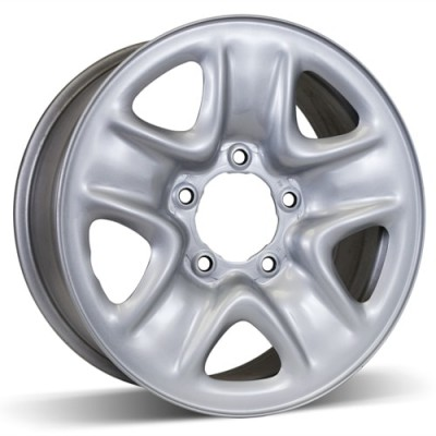 RSSW Steel Wheel Silver wheel (18X8, 5x150, 110.1, 60 offset)