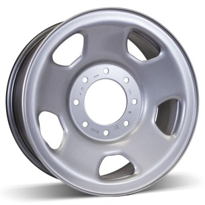 RSSW Steel Wheel Silver wheel (18X8, 8x170, 125, 40 offset)