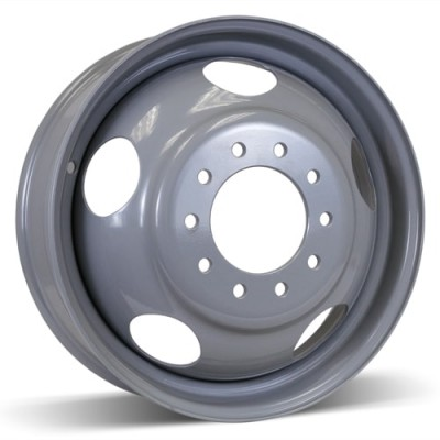 RSSW Steel Wheel Grey wheel (19.5X6, 10x184.1, 133, 127 offset)