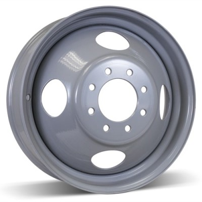 RSSW Steel Wheel Grey wheel (19.5X6, 8x165.1, 116, 127 offset)