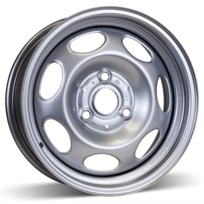 RSSW Steel Wheel Silver wheel | 15X5.5, 3x112, 57.1, 22 offset