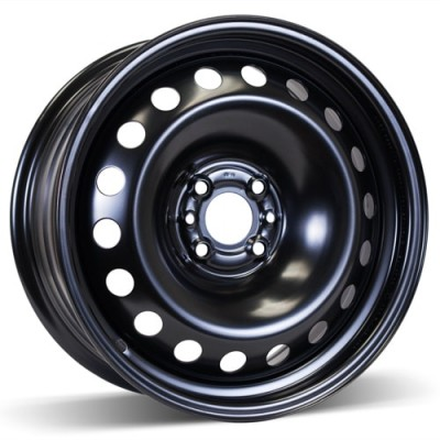 RSSW Steel Wheel Black wheel (16X7, 4x98, 58.1, 31 offset)