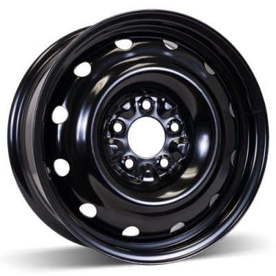 RSSW Steel Wheel Black wheel (16X6.5, 5x114.3, 71.5, 40 offset)