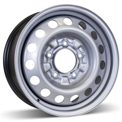 RSSW Steel Wheel Silver wheel (16X7, 5x139.7, 95.3, 45 offset)