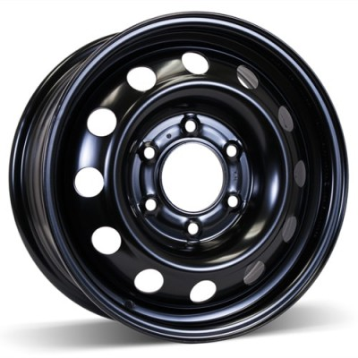RSSW Steel Wheel Black wheel (16X6.5, 6x139.7, 92.5, 46 offset)