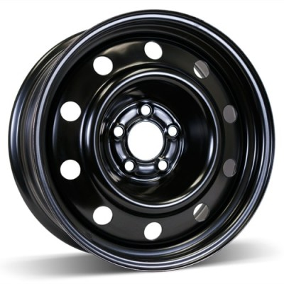 RSSW Steel Wheel Black wheel (17X7, 5x115, 71.5, 21 offset)