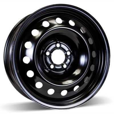 RSSW Steel Wheel Black wheel (18X7, 5x115, 71.5, 18 offset)