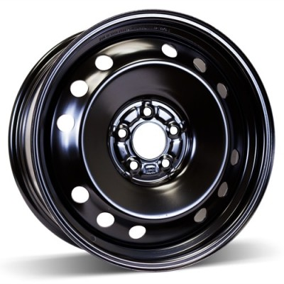 RSSW Steel Wheel Black wheel (18X7.5, 5x114.3, 70.5, 44 offset)