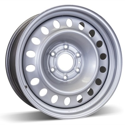 RSSW Steel Wheel Silver wheel (18X7, 6x139.7, 106, 20 offset)