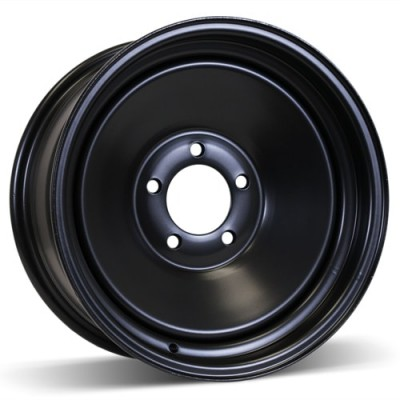 RSSW Steel Wheel Black wheel (15X7, 5x120.65, 70.5, -6 offset)