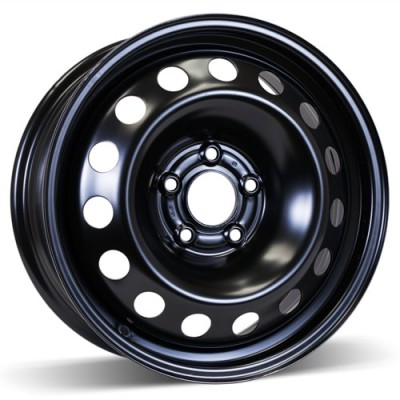 RSSW Steel Wheel Black wheel (16X7, 5x110, 65.1, 46 offset)
