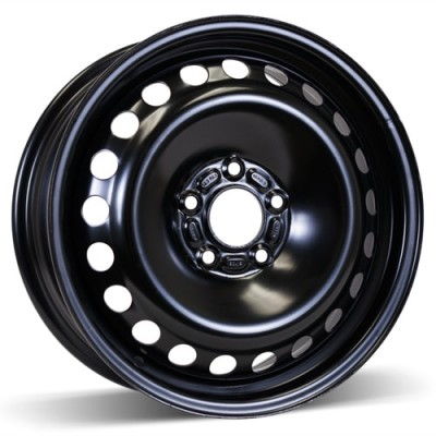 RSSW Steel Wheel Black wheel | 16X6.5, 5x108, 63.4, 52 offset