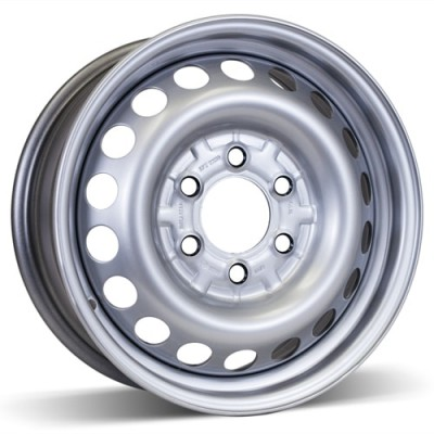 RSSW Steel Wheel Silver wheel (16X6.5, 6x130, 84.1, 54 offset)