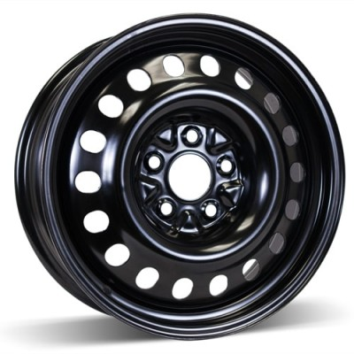 RSSW Steel Wheel Black wheel | 17X6.5, 5x120, 67.1, 40 offset