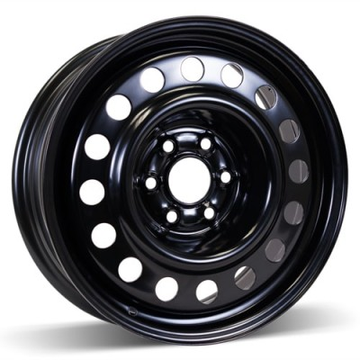 RSSW Steel Wheel Black wheel (17X7, 6x120, 67.1, 30 offset)