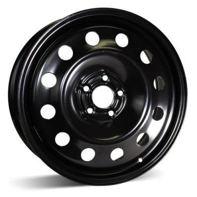 RSSW Steel Wheel Black wheel | 18X7, 5x108, 63.4, 52 offset