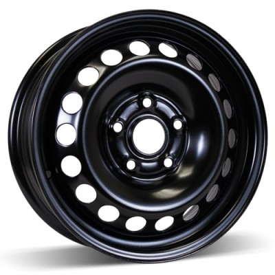 RSSW Steel Wheel Black wheel (15X6, 5x112, 57.1, 47 offset)