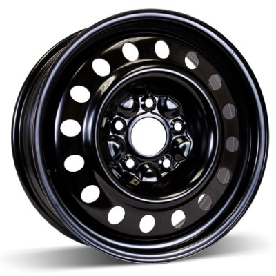 RSSW Steel Wheel Black wheel (17X6.5, 5x127, 71.5, 40 offset)