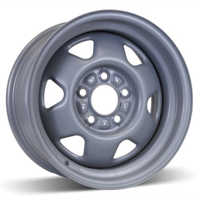 RSSW Steel Wheel Silver wheel (15X7, 5x114.3, 71.5, 31 offset)