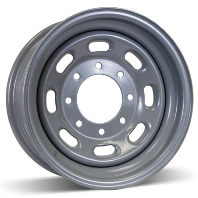 RSSW Steel Wheel Grey wheel (16X7, 8x170, 125, 6 offset)