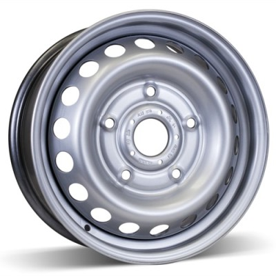 RSSW Steel Wheel Silver wheel (16X6.5, 5x160, 65.1, 60 offset)