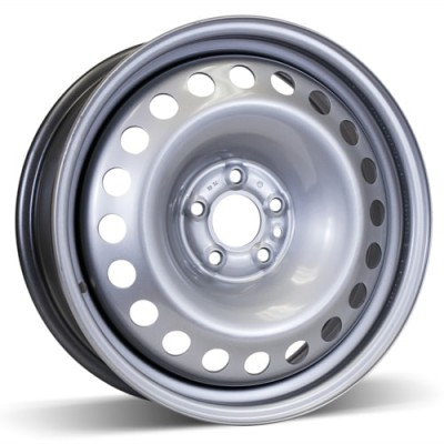 RSSW Steel Wheel Silver wheel | 16X6, 5x98, 58.1, 36 offset