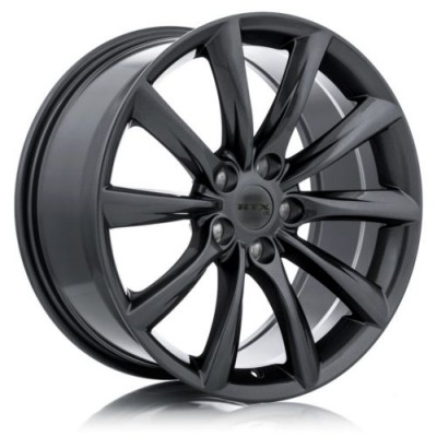 RTX Wheels Alto Gun Metal wheel (18X8.5, 5x114.3, 64.1, 35 offset)