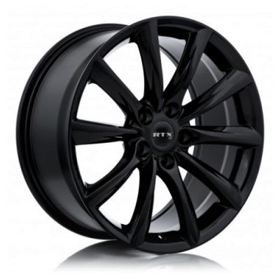 RTX Wheels Alto Gloss Black wheel (18X8.5, 5x114.3, 64.1, 35 offset)