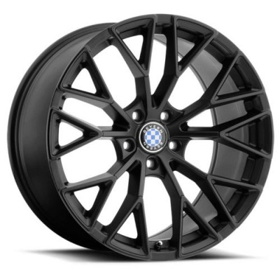 RTX Wheels ANTLER Gloss Black wheel (20X9, 5x120, 72.6, 15 offset)