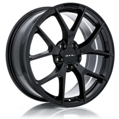 RTX Wheels Arrow Satin Black wheel (19X8, 5x112, 66.6, 45 offset)