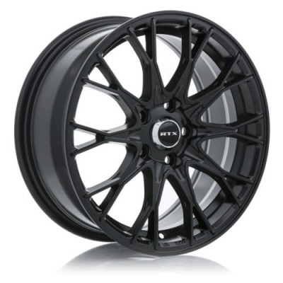 RTX Wheels Concorde Satin Black wheel (16X7, 5x100, 73.1, 38 offset)